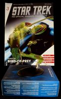 Star Trek The Official Starships Collection #3 Klingon Bird-of-Prey - Pre-Owned